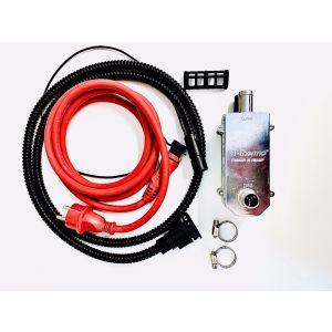 TT-THERMO 1500XC + miniplug-elementtikaapeli 1.5m+Defa -yhteensopiva 2.5m lämmitysjohto